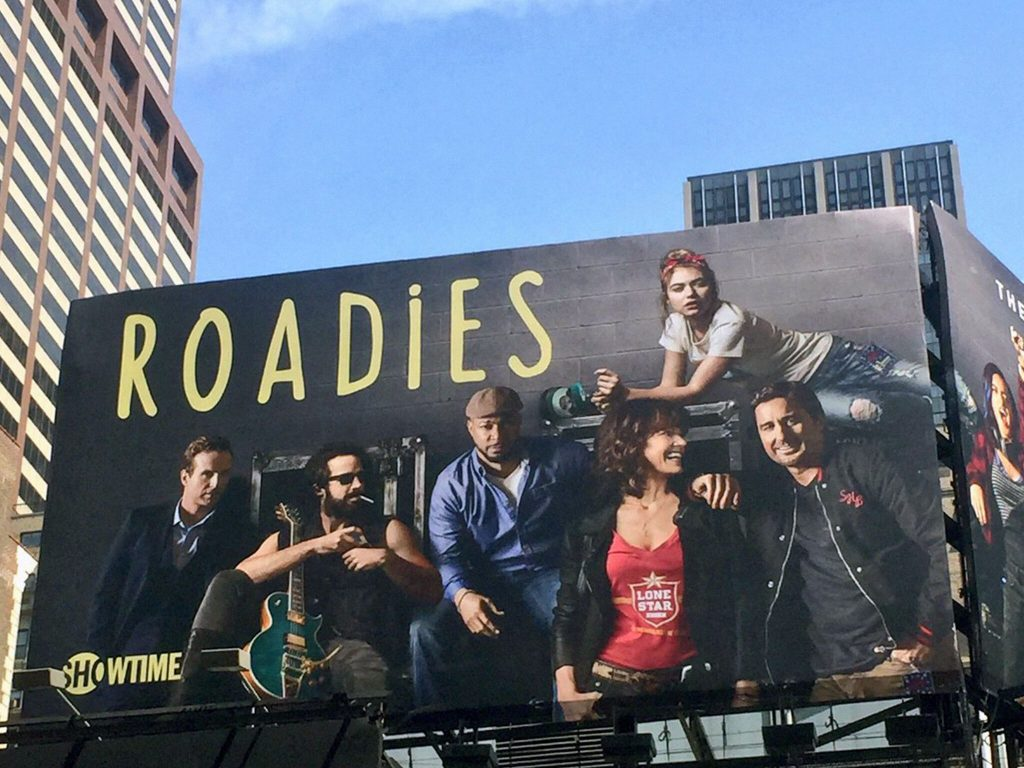 billboard roadies